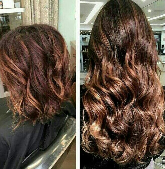 Barrette pour extension cheveux
